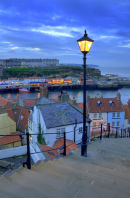 UK81 Whitby Steps